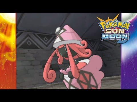 Pokemon Sun and Moon - Catching Tapu Lele