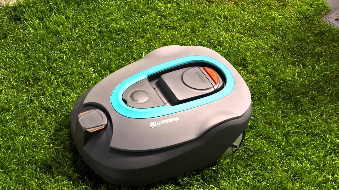Meget GARDENA Robotic Lawnmower SILENO /SILENO+ How To (Chapter 8 KI18