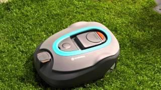 GARDENA Robotic Lawnmower SILENO /SILENO+ How To (Chapter 8: Starting ) EN