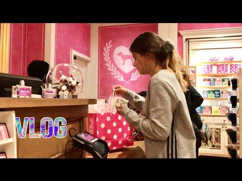 America Мне подарили деньги на НГ Иду их тратить Victoria's Secret Pandora Pink