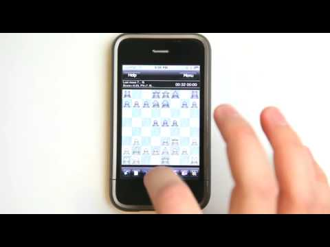 Mastersoft Chess iPhone App Review