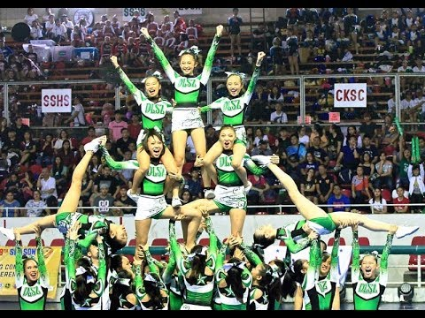 DLSZ High School Pep Squad @ 2018 WNCAA Cheer Dance/Cheerleading Competitions : Video by TGS&A