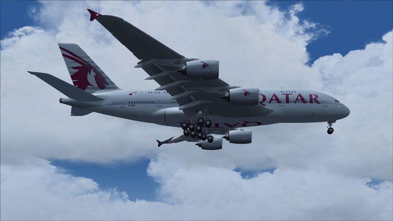 qatar a380 tribute fsx - photo #3