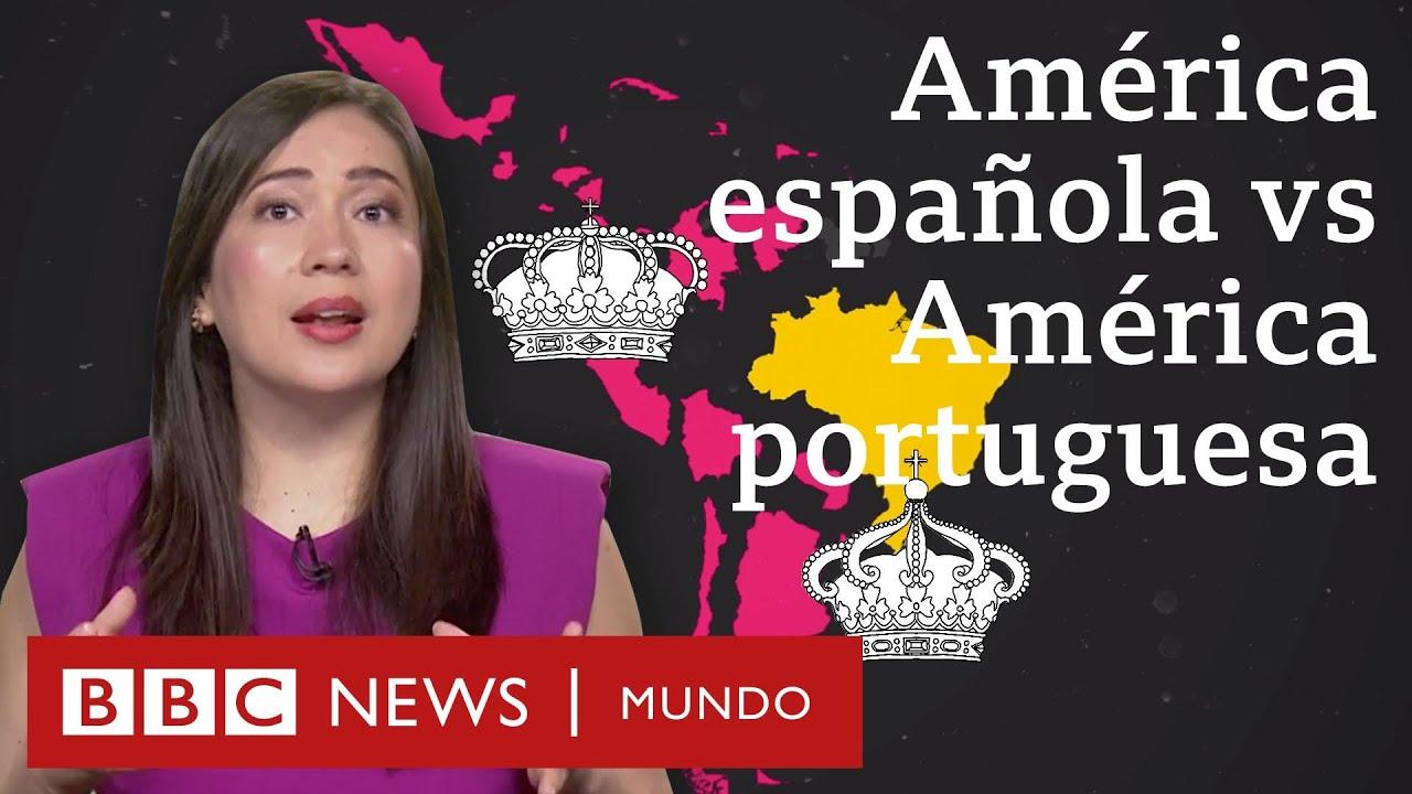 Download Por qué la América española se dividió en muchos países y Brasil quedó en uno solo   BBC Mundo