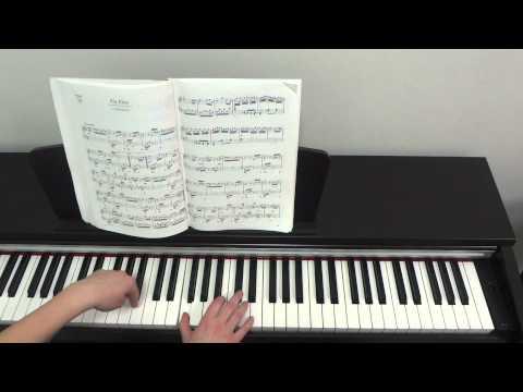 Уроки игры на фортепиано. Аккорды. Первый урок.