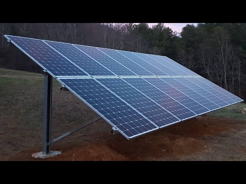 HOW TO CUT YOUR ELECTRICITY BILLS IN HALF - Using Solar Panels To Charge Your Battery Bank (S1 - E2)