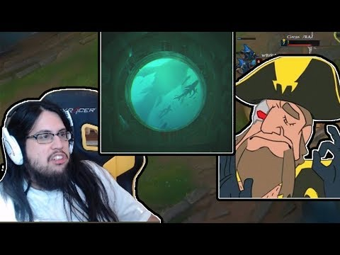 IMAQTPIE REACTION TO NEW CHAMP | TOBIAS FATE FACECAM CONFIRMED | LoL Moments