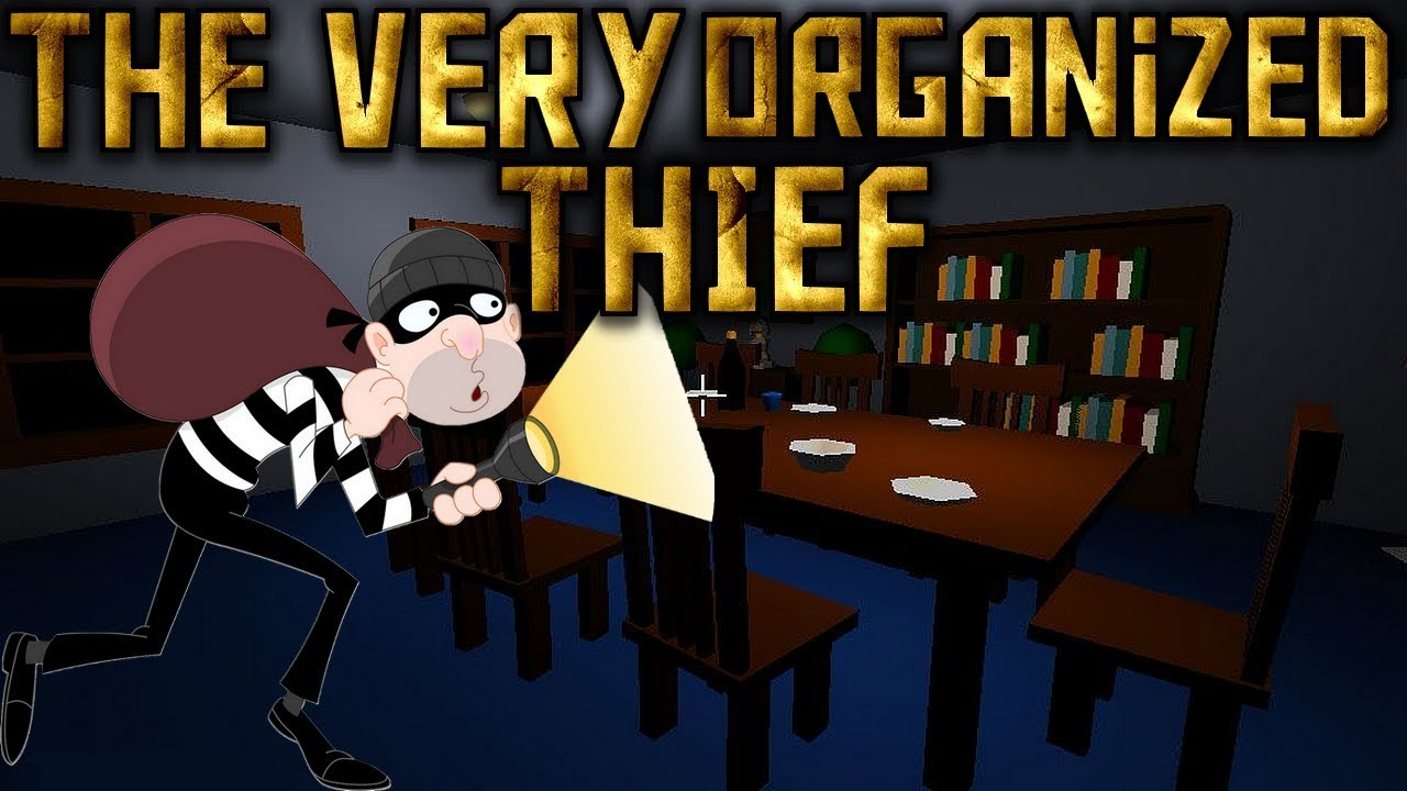 The very organized thief el peor ladr 243 n del mundo en espa 241 ol by