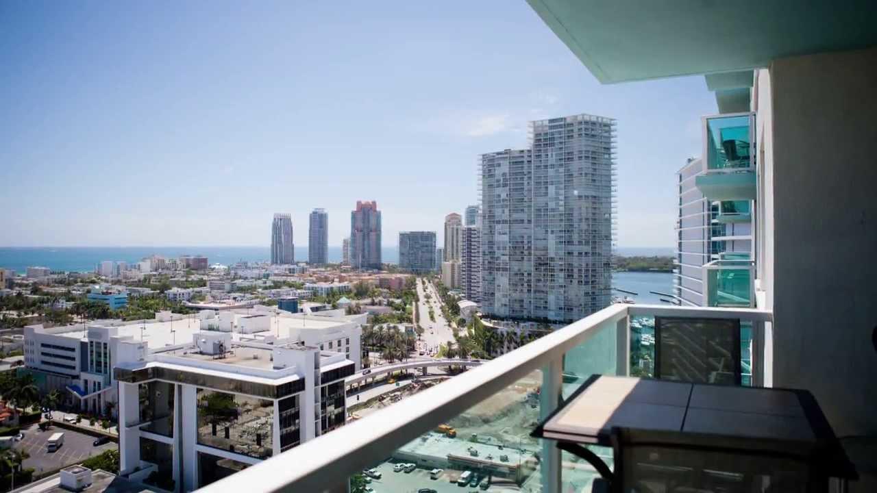Floridian Condo 650 West Avenue 2306 Miami Beach 33139