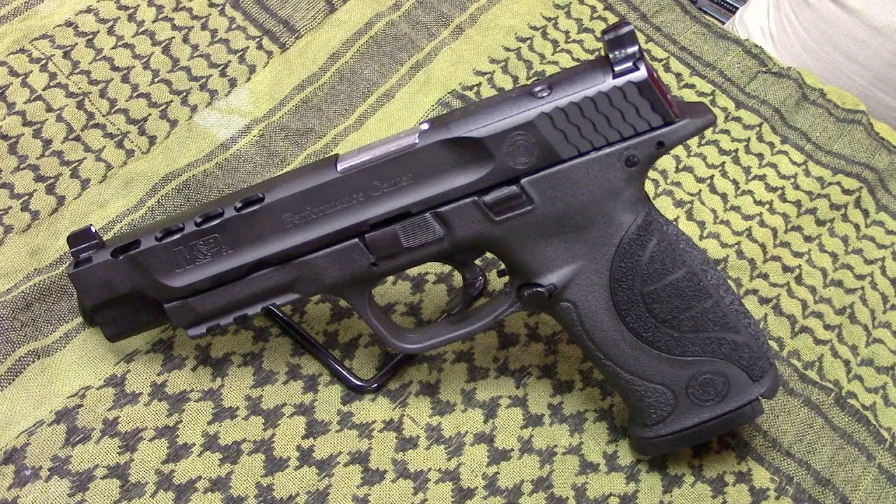 Smith wesson performance center m p core overview for M p ported core 9mm