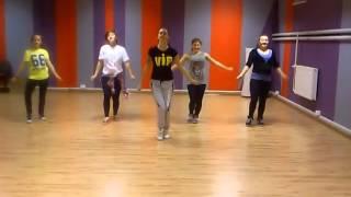 Ruslana -Wild Dances, FitDance choreo