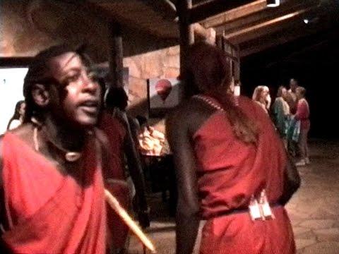 Kenia - Tanz der Massai-Krieger