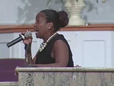 "Pastor Wendy Smith-Martin ""3 Minutes"" Live at JMBC Women's Conference 2013"