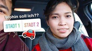 24h bestimmt INSTAGRAM mein Leben! #2 (In welche Stadt soll ich fahren?)