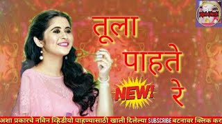Tula pahte re new dj song marathi 2018