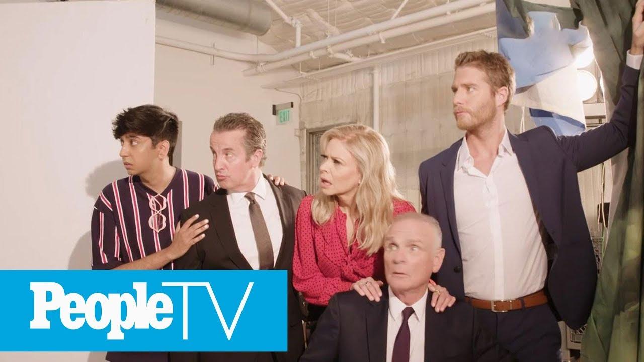 Candice Bergen On 'Murphy Brown' Revival | PeopleTV | Entertainment Weekly