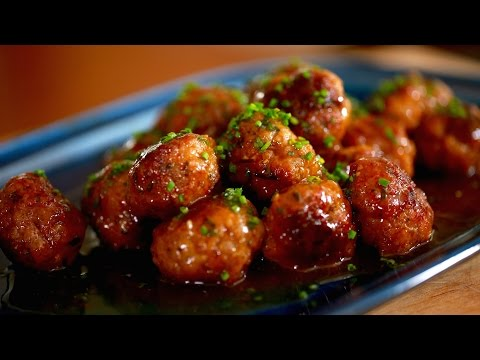 Sweet and Sour Meatballs | Kin Community