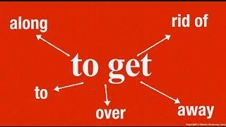 Разговорные выражения. To get и его предлоги. Урок английского языка для всех.(, 2014-03-25T09:24:02.000Z)