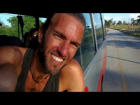 Awesome Bus Journey Across Belize & Guatemala