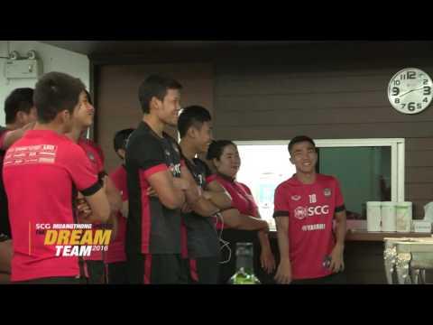 MTUTD.TV ขุนพลกิเลนผยองลุ้นเชียร์นักกีฬาวอลเลย์บอลสาวทีมชาติไทย