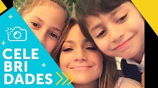 ¿Cómo lidian Emme y Max con la fama de su mamá, JLo?   Un Nuevo Día   Telemundo