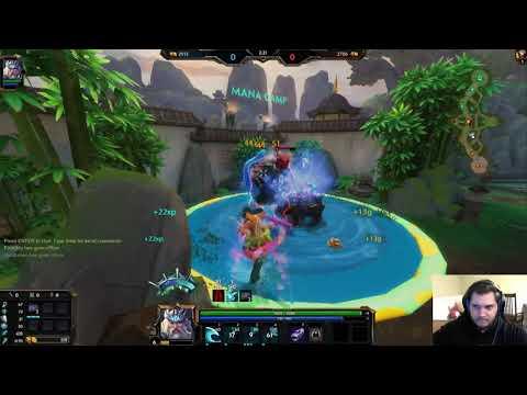 Smite - Ranked 1v1 Duel (Masters) - Poseidon Season 4
