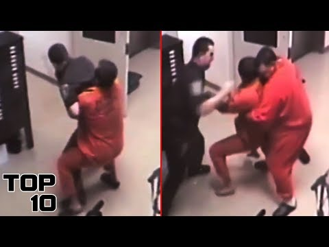 Top 10 Convicts Who Saved A Guard's Life
