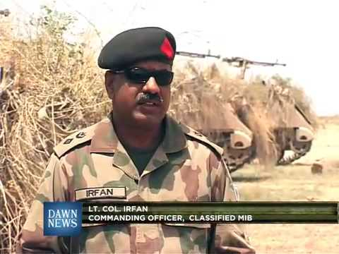 We Are Soldiers - Dawn News Tv Ep 3 Part 3b