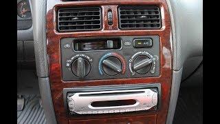 тойота Авенсис 1998 года 1 8 i  Toyota Avensis