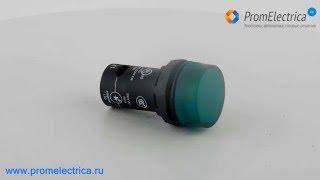 CL-523G Светосигнальная арматура: Светодиодный индикатор зеленого цвета ABB(1SFA619402R5232 Лампа CL-523G зеленая со встроенным светодиодом 230В AC Светодиодные индикаторы используются для управ..., 2015-11-11T07:55:06.000Z)