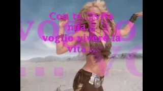 shakira suerte ( Whenever, Wherever) video e traduzione by Giovy