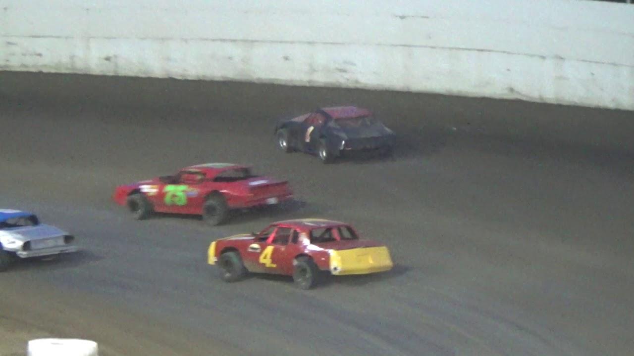 Grays Harbor Raceway, June 15, 2019, Street Stocks A-Main