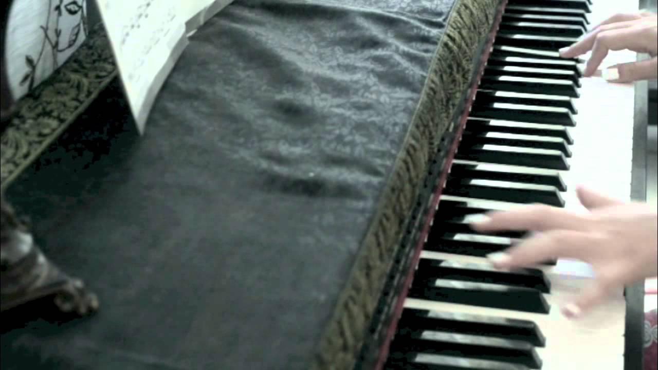 Yiruma - River flows in you - piano