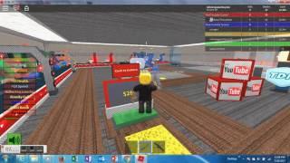 My Firstttt videoooooo! Roblox Gameplay PT.1 with A.J. from SPB