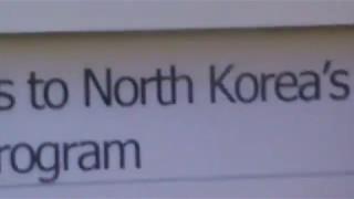 WWIII: CHINA RESPONDS TO N. KOREA's CRITICISM OF CHINA, OVER NUKE PROGRAM
