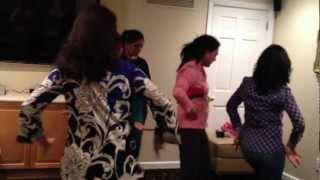 Bahu Swagat Dance - Anubh