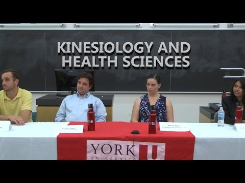 Career Conversations: Kinesiology and Health Sciences