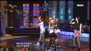 f(x) - NU ABO + Mr.Boogie + La Cha Ta @ Busan MBC Sea Festival [2010.08.15]