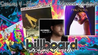 Baixar Billboard BREAKDOWN - Hot 100 - March 10, 2018