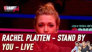 Download Lagu Rachel Platten - Stand by you - Live - C'Cauet sur NRJ MP3
