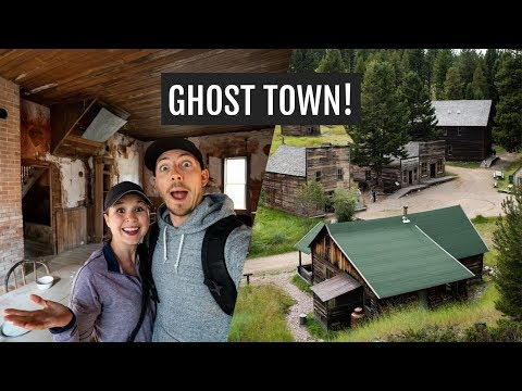Missoula, Montana Gems: Ghost Town, Coffee, And Food!