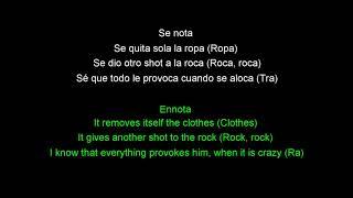 Gambar cover Contra La Pared-Sean Paul, J Balvin (lyrics+English translation)
