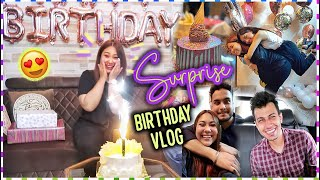 BIRTHDAY VLOG! Surprises & Turning 26 #QuirkyBirthdayWeek | ThatQuirkyMiss
