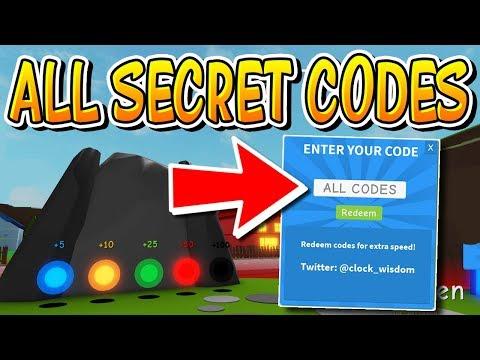 ALL NEW SECRET CODES AND AREAS IN DASH SIMULATOR!! (Roblox)