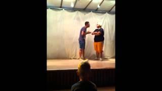 IL FIORE MAGICO - Cabaret d'improvvisazione a Badiaccia Camping, Castiglione del Lago (PG)