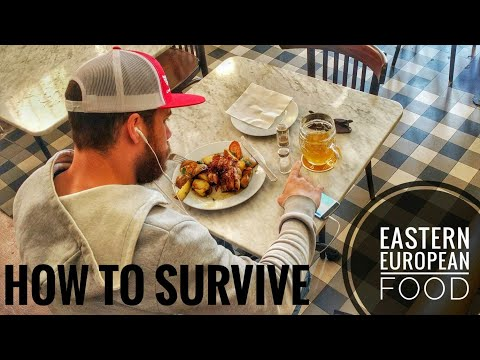 How to survive Eastern European food