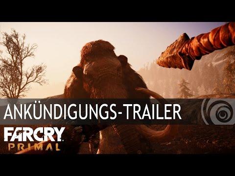 Far Cry Primal – Offizieller Ankündigungs-Trailer | Ubisoft [DE]