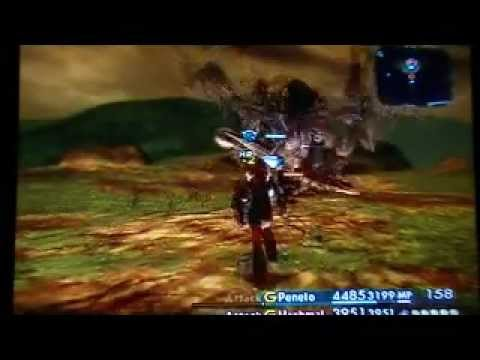 FFXII gameplay and sudden encounter with Viera