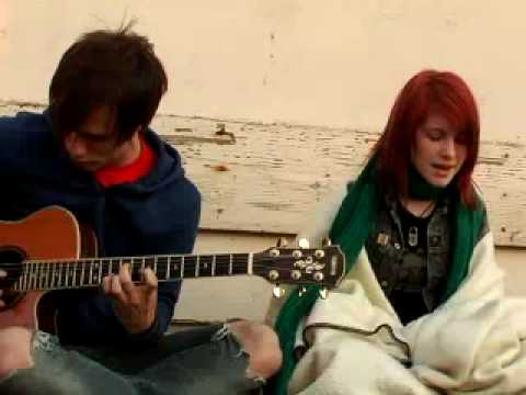 Paramore - Pressure (acoustic)(download @ live-pulse.com)