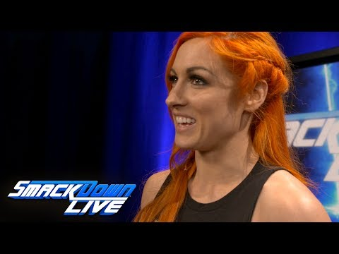 Becky Lynch on the opportunity of a lifetime: Exclusive, June 13, 2017